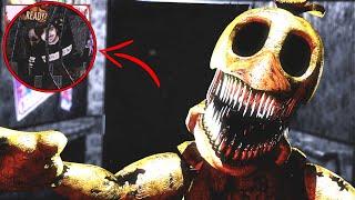 APAREZCO En Este NUEVO Five Nights At Freddy's! ANIMATRONICOS Que DAN MIEDO | FNAF SINISTER TURMOIL