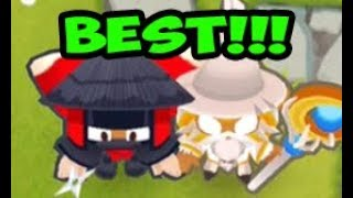 Bloons TD 6 - CRAZY COMBOS! Best Chimps Combo EVER?