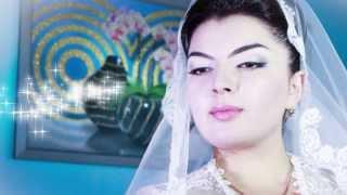 Красивое свадебное слайд шоу.  Ахмат и Мариям Байчоровы.