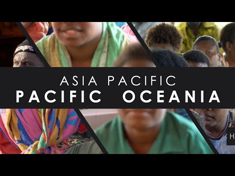 Asia Pacific Missions: Pacific Oceania