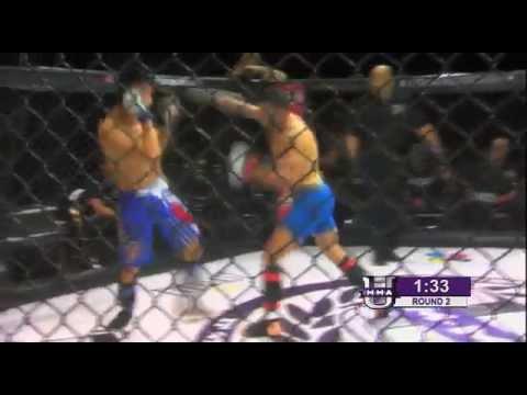 Ernesto Leyva vs. Victor Rivera (The University of MMA, Fight Night 9, 3/8/15)
