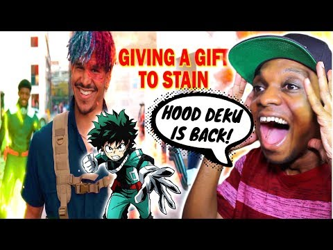 """""""Giving a gift to STAIN"""" (FULL VIDEO) By: King Vader 