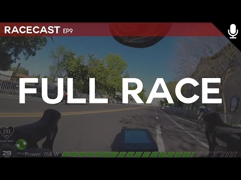 FULL RACE w/Commentary (RaceCast .ep9 | Battle For Position)