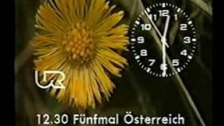UR-klockor & hallåor 1981-1983