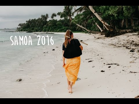 Trip to Samoa 2016