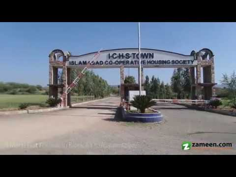 COMMERCIAL PLOT AVAILABLE FOR SALE IN ICHS BLOCK A3 CO-OPERATIVE HOUSING ISLAMABAD