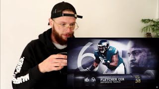 Rugby Player Reacts to NFL Top 100 Players of 2018 (#69, #68, #67)