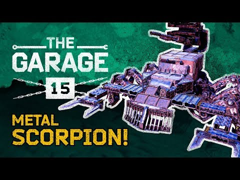 [Guide] Crossout: The Garage | Episode 15