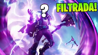 FILTRATED THE HIDDEN SKIN OF THE BATTLE PASS OF SEASON 9!! FORTNITE 😱🌌
