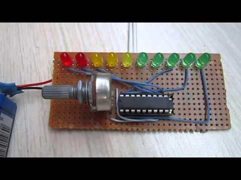 Mini Project Electronic Communication System - YouTube