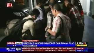 KPK Geledah Rumah Fuad Amin Selama 12 Jam
