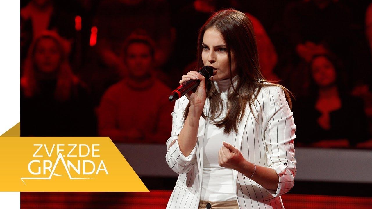 Dzejla Ramovic - Tihi ubica, Podseti me (live) - ZG - 18/19 - 05.01.19. EM 16 #1