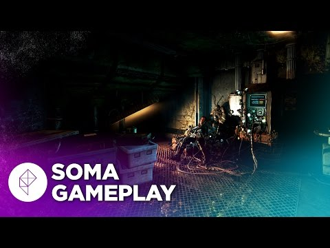 35 Minutes of SOMA Gameplay - New Horror from the Makers of Amnesia: The Dark Descent