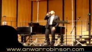 Anwar Robinson - Live