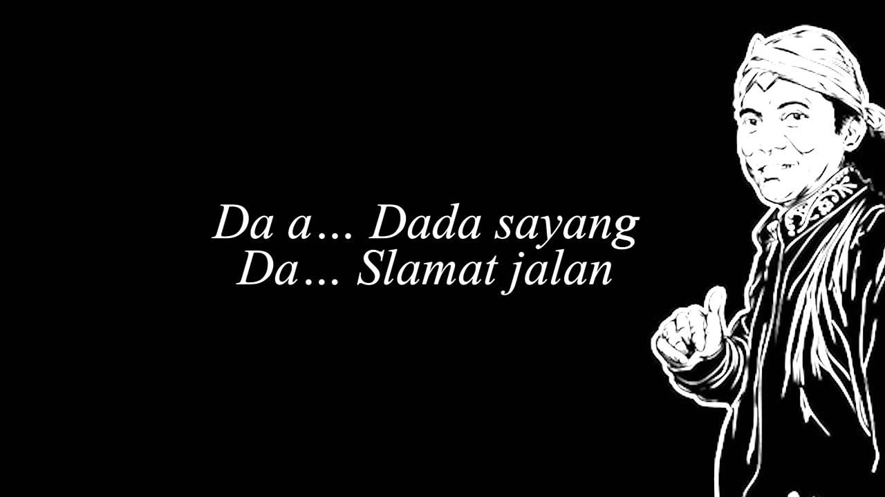 Sobat Ambyar Dan Sihir Didi Kempot Jeo Kompas Com