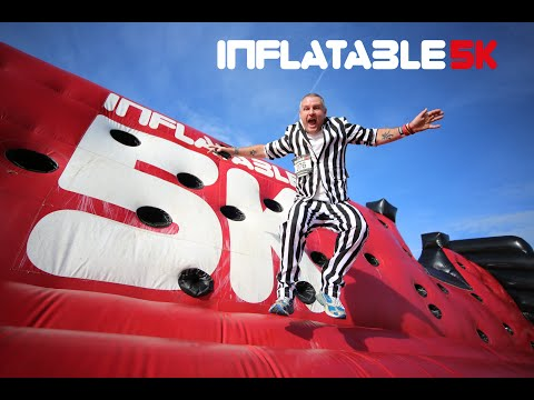 5km Inflatable Run Exeter