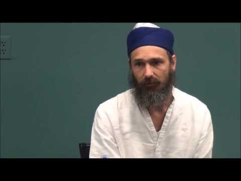 Core Concepts Lecture with guest Sadhu Serves (HD)