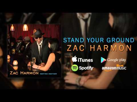 Zac Harmon - Stand Your Ground
