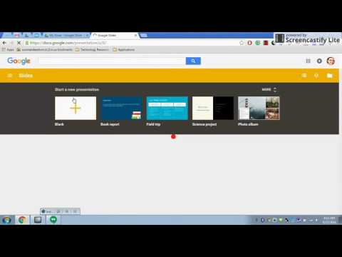 Screenshot from Chromebook Saved to Google Drive