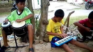 Ketipung vs pianika