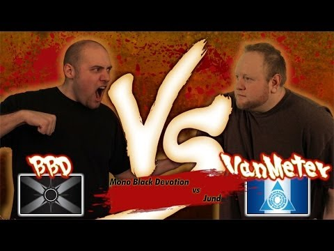 Versus Series: Brian Braun-Duin (Mono Black Devotion) Vs. Chris VanMeter (Jund)