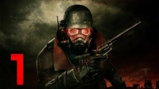 Играем в Fallout New Vegas - Серия 1 Начало