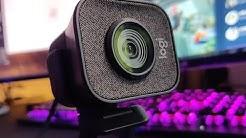Die Logitech Streamcam enttäuscht mich auf den ersten Blick