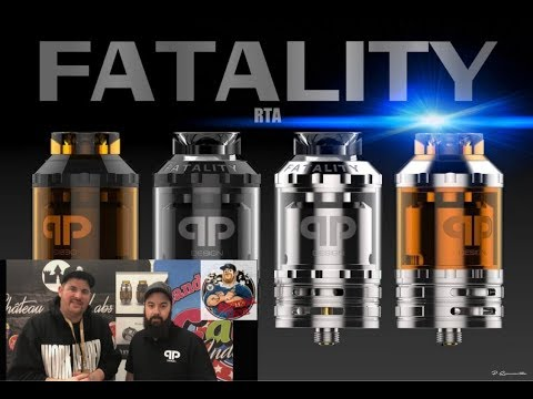 Fatality RTA 28mm by QP Designs Quick Look With QP Designs From NYVE