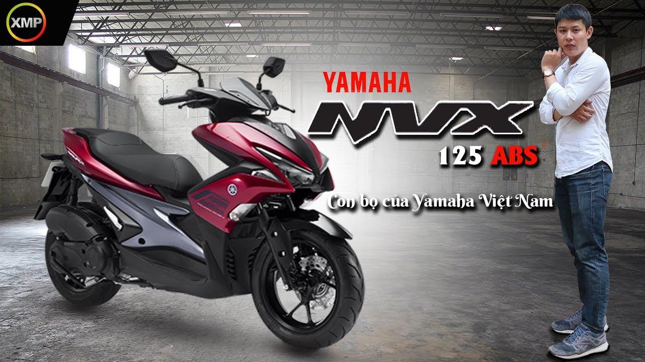 Review Yamaha NVX 125 ABS mới nhất- Con bọ của nhà Yamaha.