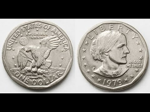 1 доллар 1979 год
