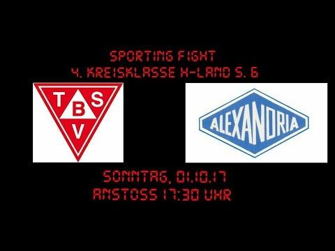 Sporting fight TSV Bemerode lll vs LSV Alexandria lll HD
