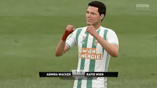 Rapid Wien vs Admira | Pokal-Finale (Österreich) | FIFA 19 Privat-Karriere #123