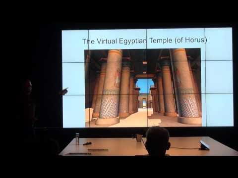 Dr. Jeffrey Jacobson - Cultural Heritage in Immersive Displays