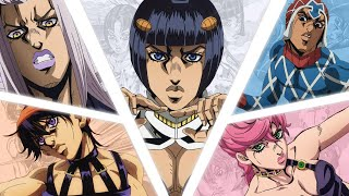 Thoughts on Every Member of Passione (Bruno's Guard Team)