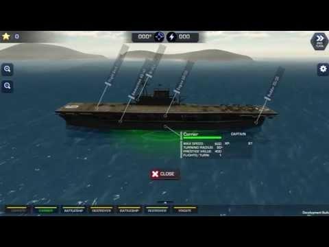 Battle Fleet 2 - Alpha Preview Trailer