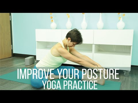 Improve your posture yoga practice