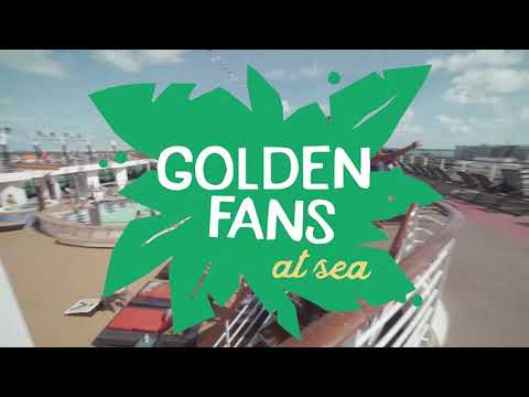 Golden Fans At Sea Cruise Critic
