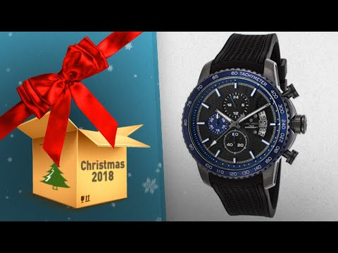 Perfect Lancaster Men Watches Gift Ideas / Countdown To Christmas 2018! | Christmas Countdown Guide