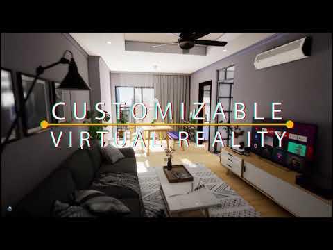 Virtual Reality Architectural Visualization