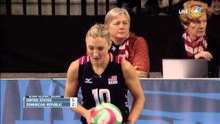2016 Women s Volleyball Olympic Qualifier