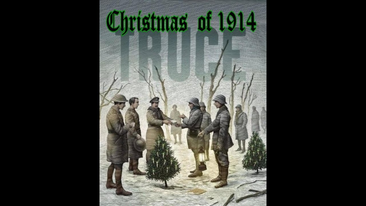 the christmas truce 1914 German snipers shot and killed two british soldiers while the famous christmas day truce of 1914 broke out around them, it can be revealed 100 years on the historic cease fire which saw men from both sides emerge from their trenches to exchange seasonal greetings and play games of football is one.