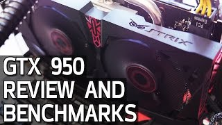 GTX 950: New 1080 Budget GPU Champ? Review + Benchmarks!