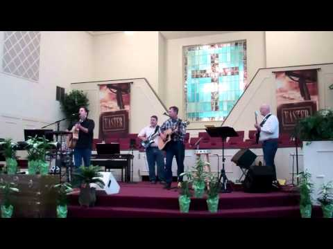Palm Sunday 2011 & Christian Blue's Debut