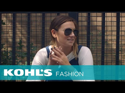 Elie Tahari for DesigNation - WeWoreWhat, Ep. 3 - Kohl's
