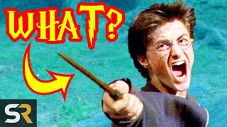 9 Harry Potter Mysteries And Plot Holes The Movies Left Hanging