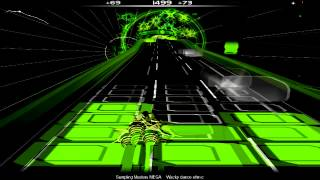 Audiosurf - Wacky Dance Ethic by SAMPLING MASTERS MEGA