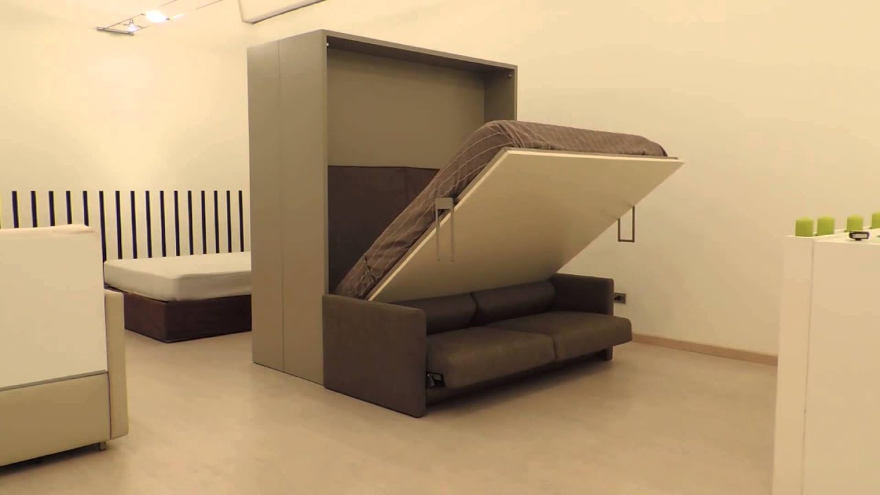 Innovative system for motorized folding beds youtube amipublicfo Image collections