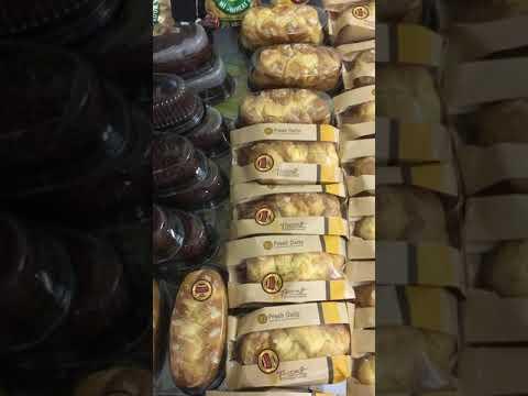 Bánh mì hoa cúc thơm ngon