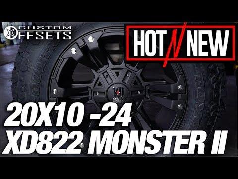 Hot n New Ep.97: XD 822 Monster II 20x10 -24