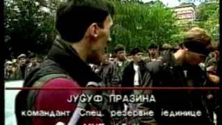 Snaga Bosne: Juka Prazina - Smotra branilaca (Sarajevo '92)